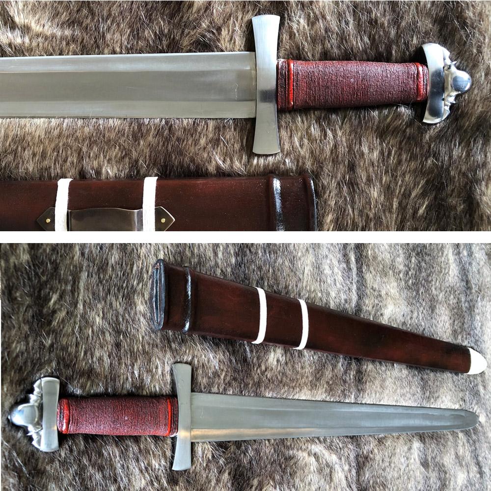 Kingdom of Arms Hjalmar Viking Sword 3