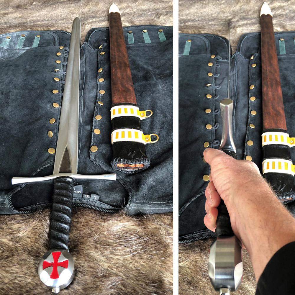 Kingdom of Arms Templar Knight Sword 2