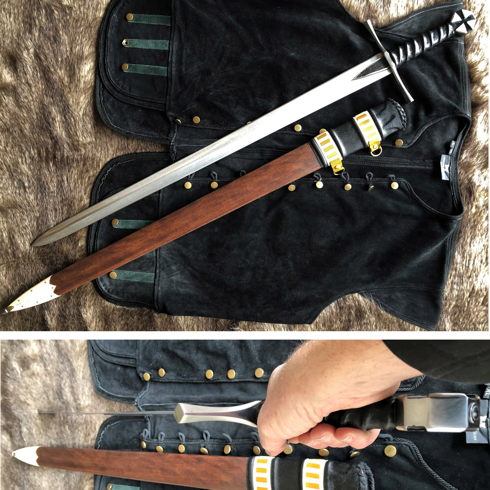 Kingdom of Arms Teutonic Knight Sword