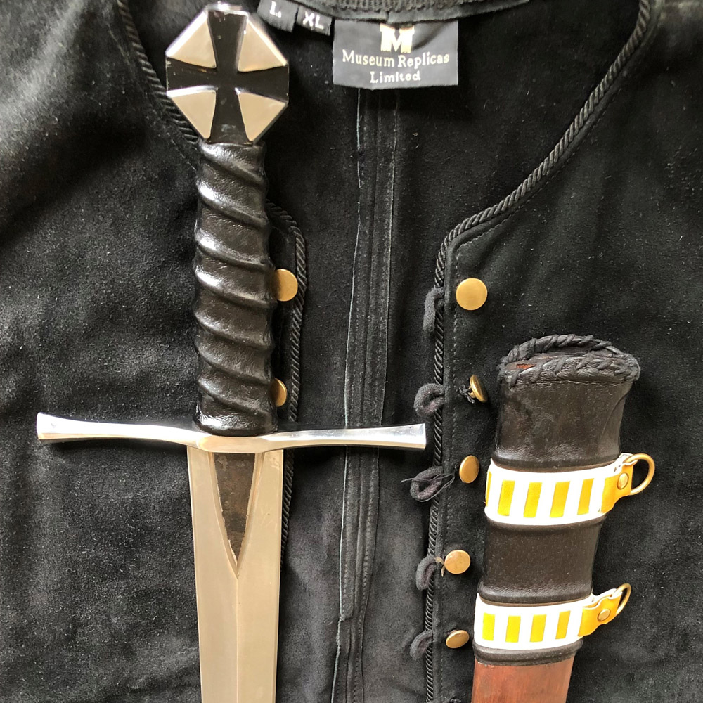 Kingdom of Arms Teutonic Knight Sword 2