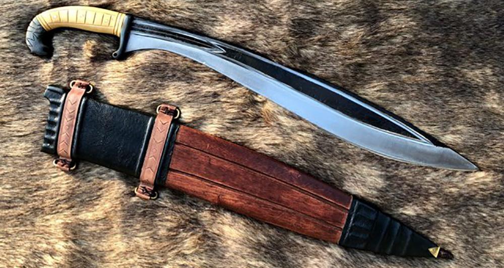 Kingdom of Arms Iberian Falcata Sword