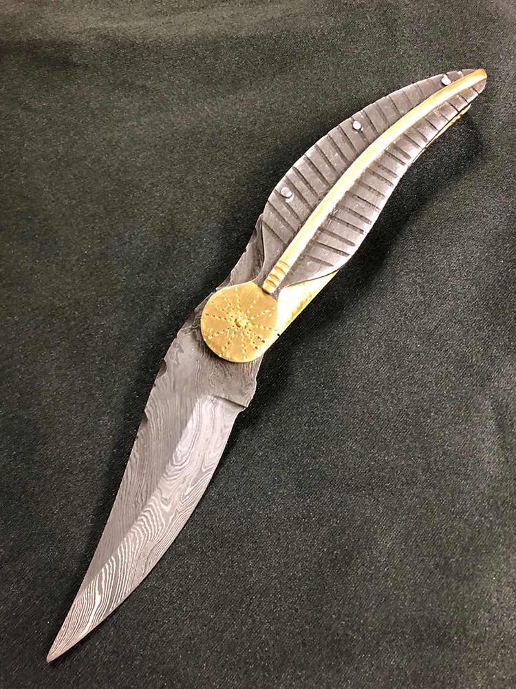 Damascus Blade