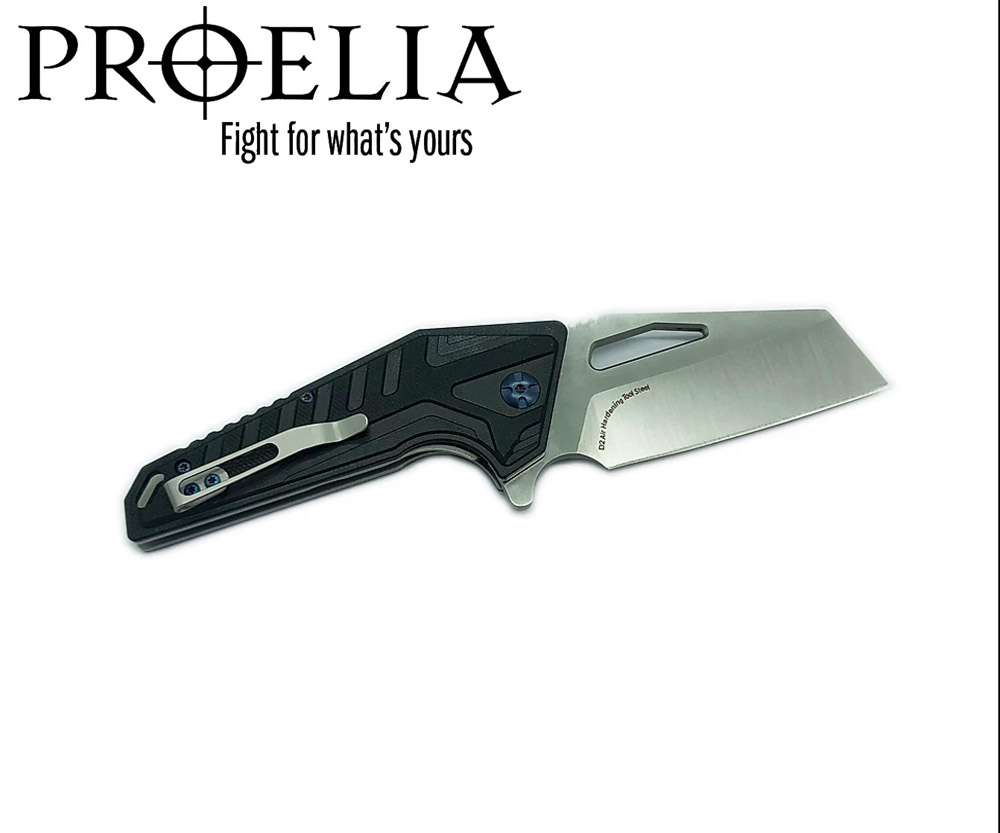 Proelia D2 Steel TX927 1
