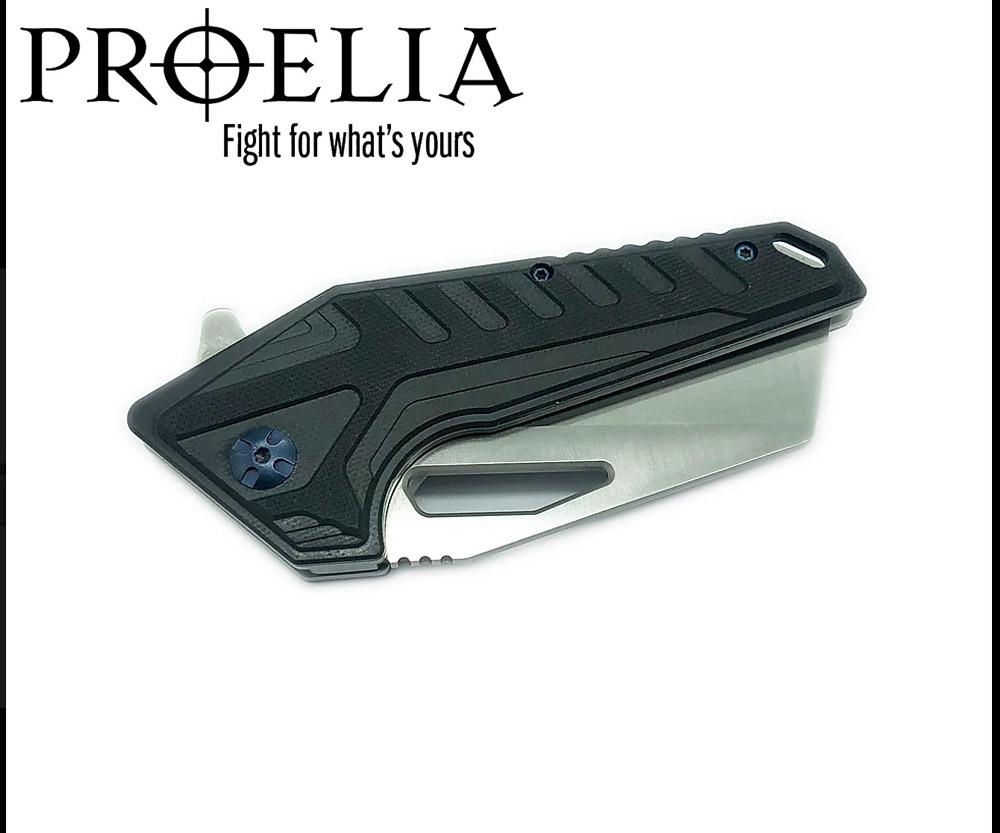 Proelia D2 Steel TX927 2