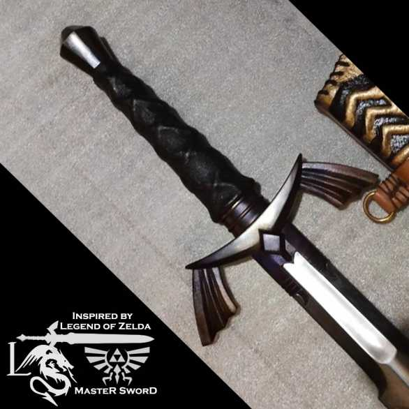 BCI - Legendary Swords - the Master Sword (returned)