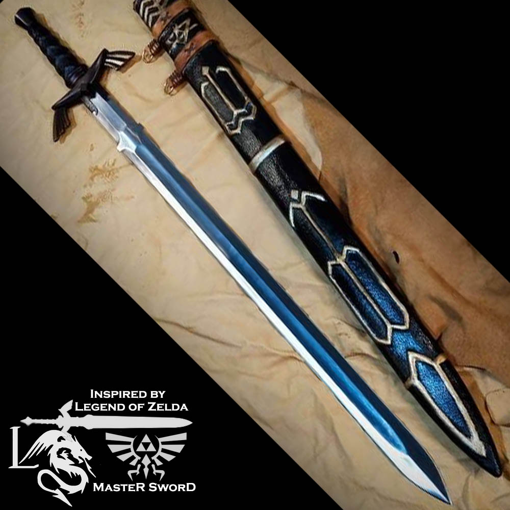 BCI - Legendary Swords - the Master Sword 1