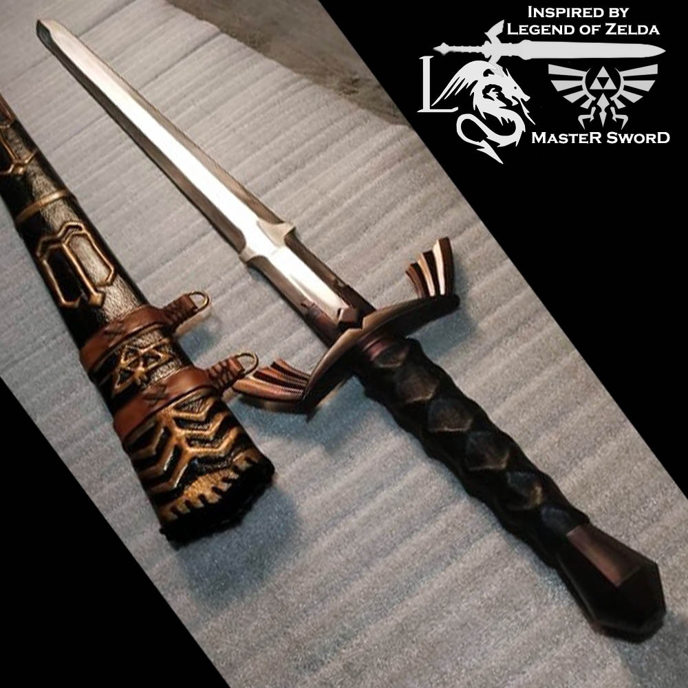 BCI - Legendary Swords - the Master Sword (returned) 2