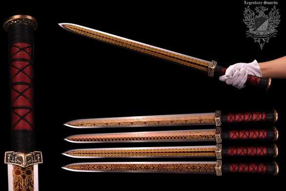 Forge Direct Adepts' Coronatite Energy Sword