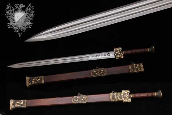 Forge Direct Sword of the Yue Maiden