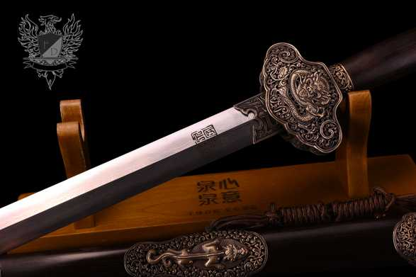 Forge Direct Sword of Emperor Qianlong