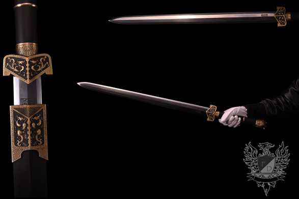 Forge Direct King of Qin Sword