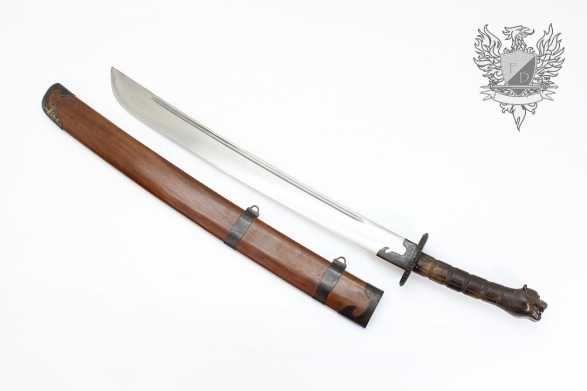 Forge Direct Dadao Chinese War Sword
