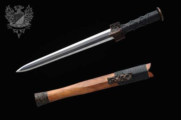 Forge Direct Han Dynasty Dagger
