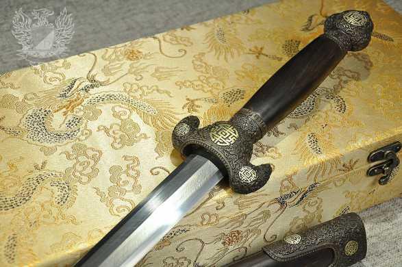Forge Direct Longevity Feathersteel Jian