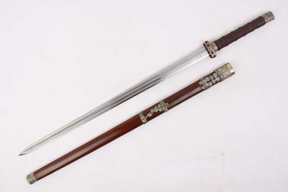 Forge Direct Early Imperial Two Handed Qin Jian