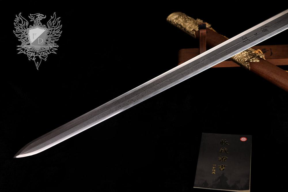 Forge Direct Supreme Dragon Jian 14
