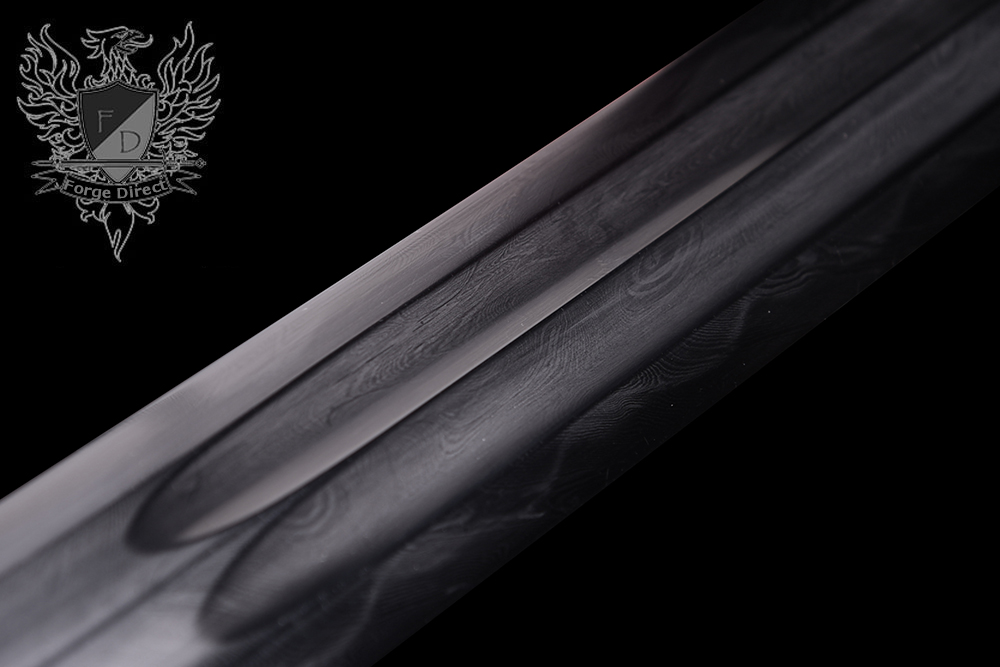 Forge Direct Damascus Windsteel Sword of the Monkey King 8