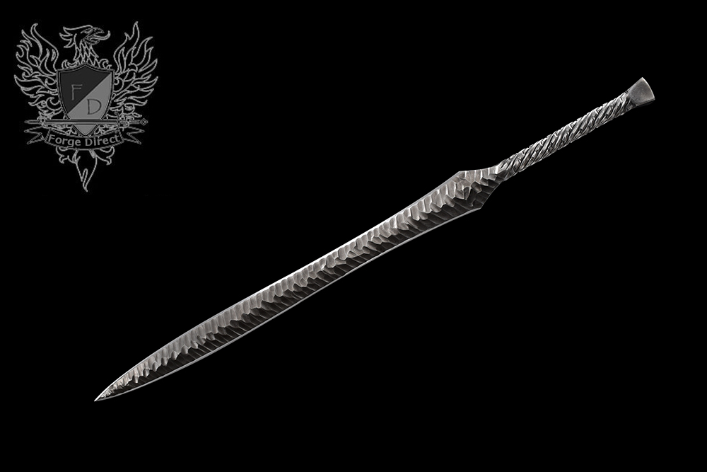 Forge Direct Damascus Fantasy Warsword - Sword of the Ancients 8