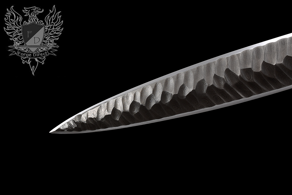 Forge Direct Damascus Fantasy Warsword - Sword of the Ancients 9