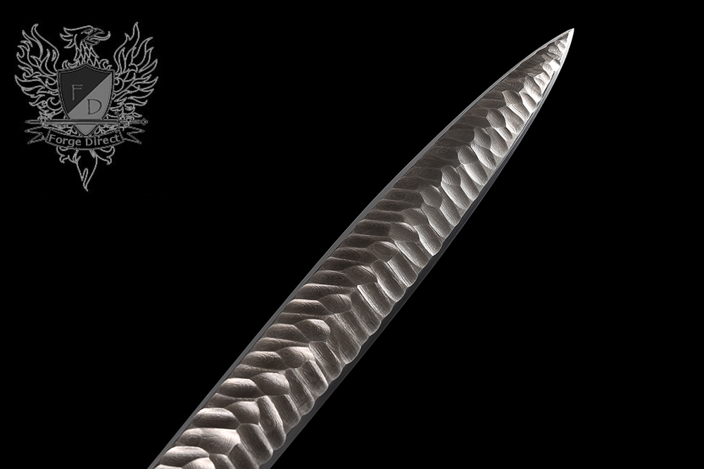 Forge Direct Damascus Fantasy Warsword - Sword of the Ancients 11