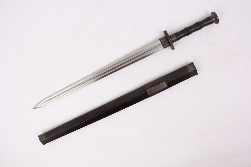 FD Damascus Warrior Shu Jian (discontinued)