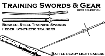 training-swords-and-gear